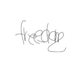 FREEDOM | WHITE